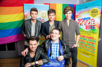 Union J Meet & Greet at Pride