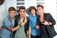Union J Meet & Greet 11th Jan