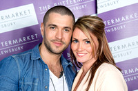 Shayne Ward Meet & Greet 27th April