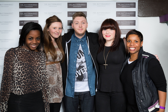 Padden photography james arthur meet greet photo 5 m4hsunfo